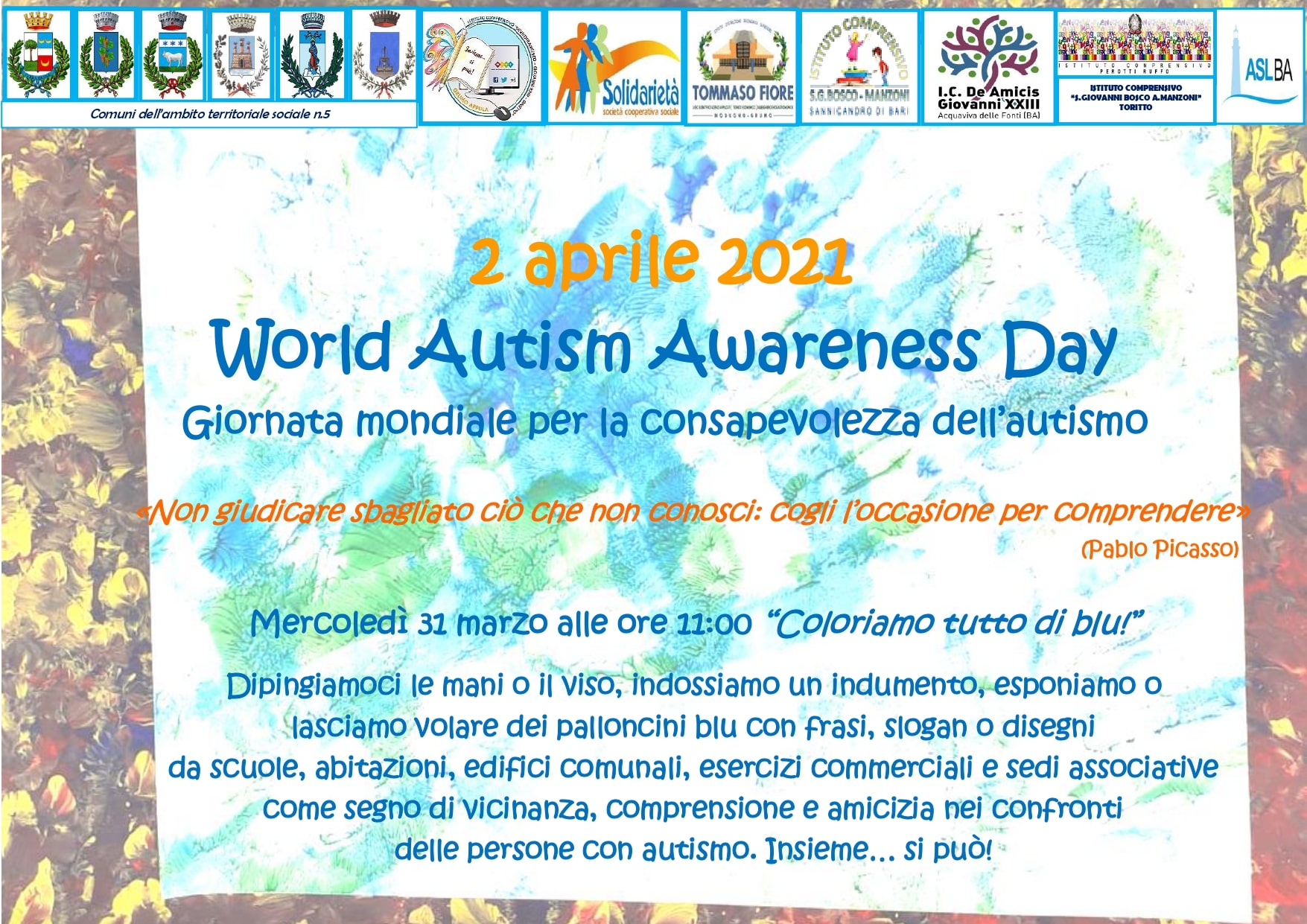 Worl Autism Awareness Day min